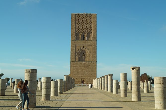 Day Trip Individual from Marrakech to Rabat and Casablanca, private tour