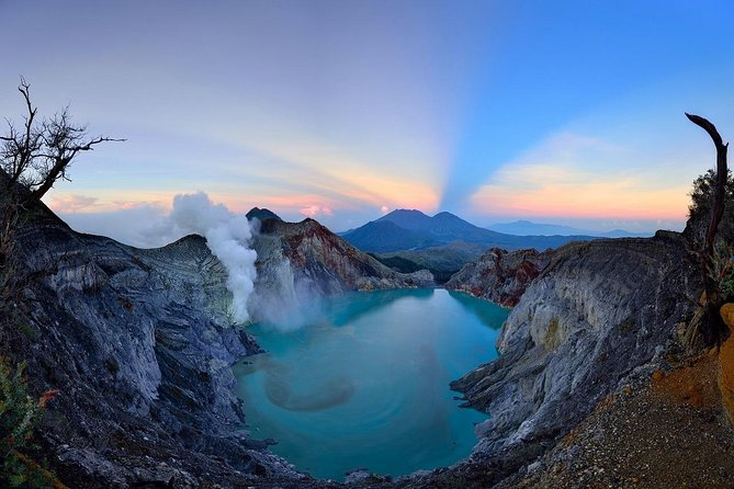 Kawah Ijen Transport Package