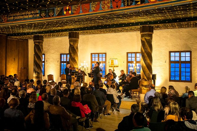 Best of Mozart Concert and GOLDEN VIP Dinner at Fortress Hohensalzburg photo 2