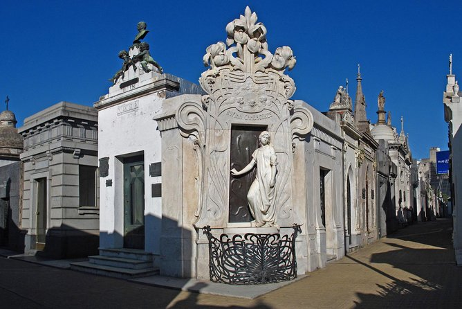 Recoleta Six-or-less-people Afternoon Walking Tour photo 1