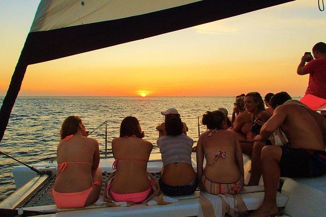 Private Tropical Sunset Catamaran
