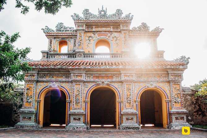 Hue Imperial City Walking Tour | 3-hour visit Best Hue Royal Palaces