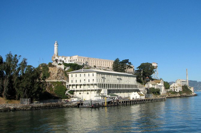 Alcatraz Inside Island Tour + Bike Rental For the Golden Gate