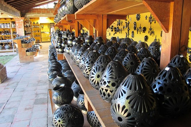 Private Day Tour visiting Artisan Villages of Alebrijes, Black Pottery and more photo 3