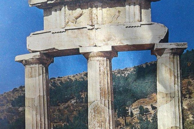 Delfi Thermopylae and Ossios Loukas Monastery