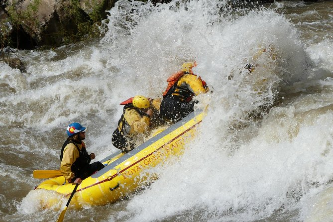 Royal Gorge Raft & Zipline Tour - Class IV Rapids, 11 Extreme Zip Lines & Lunch