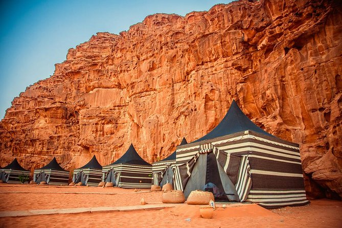 Petra & Wadi Rum Day Tour (Full Day From Amman & Back)