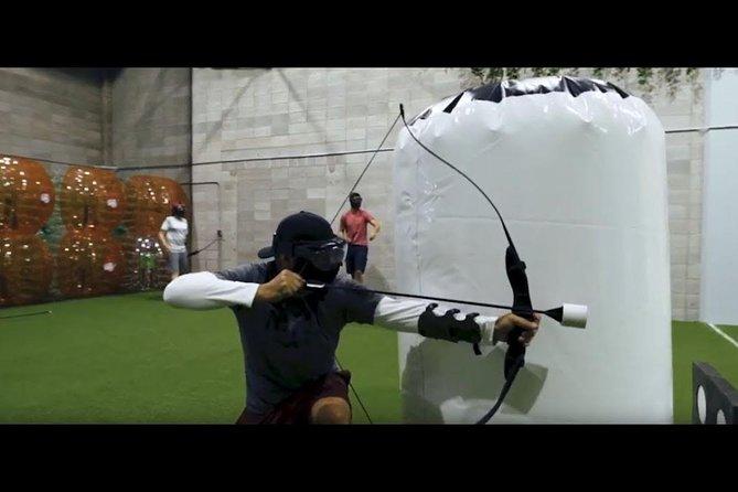 Shooting & Combat Archery & Bubble Football