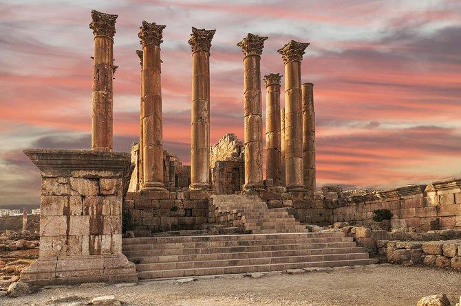 Jerash, Ajloun and Umm Qais Day Tour from Amman