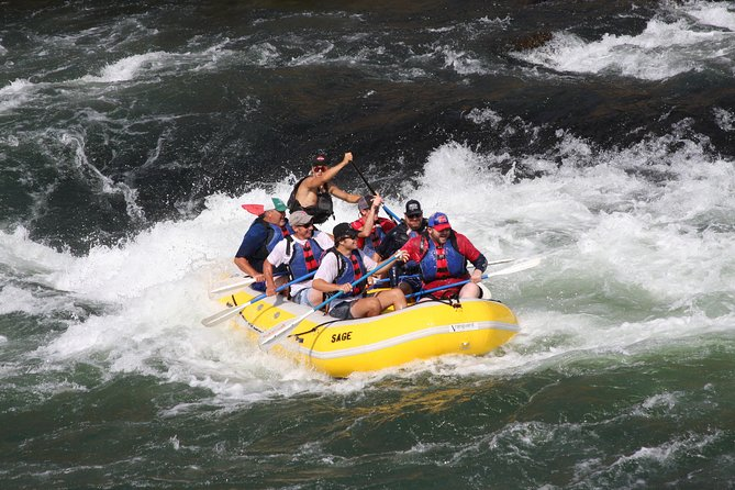 maupin white water rafting
