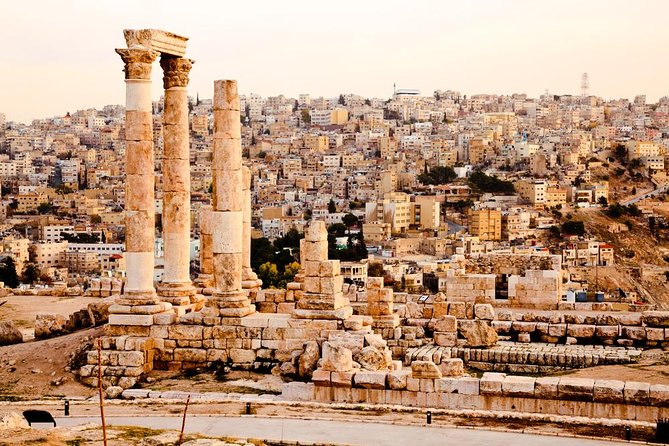Day Tour to Jerash and Amman City Tour From Amman