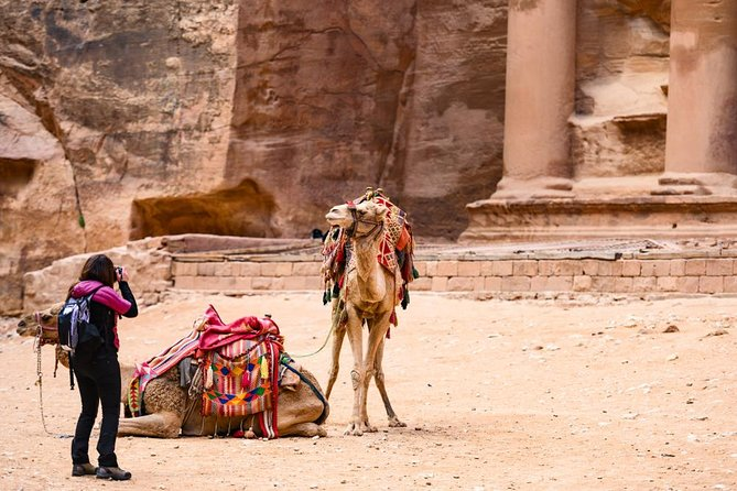 Kings Highway from Amman to Petra to visit Madaba Mt Nebo Wadi Mujib Viewpoint