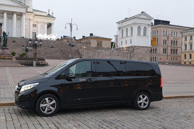 1 day guided tour to Helsinki from Tallinn by VIP car