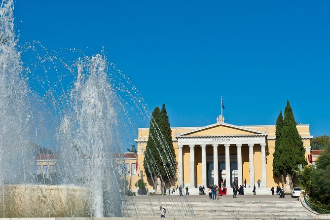 Half Day Athens Sightseeing Tour with Acropolis Museum