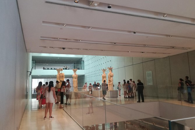 Skip the Line: Admission Ticket for Acropolis Museum photo 14