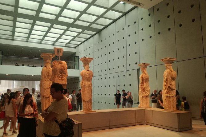 Skip the Line: Admission Ticket for Acropolis Museum photo 10