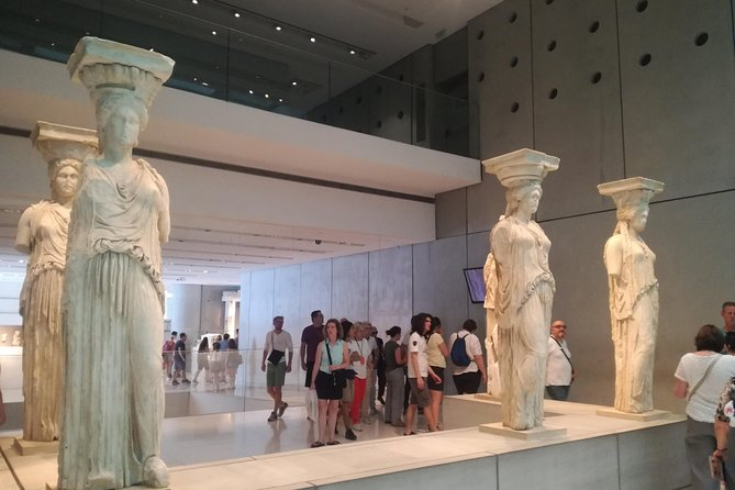 Skip the Line: Admission Ticket for Acropolis Museum photo 4