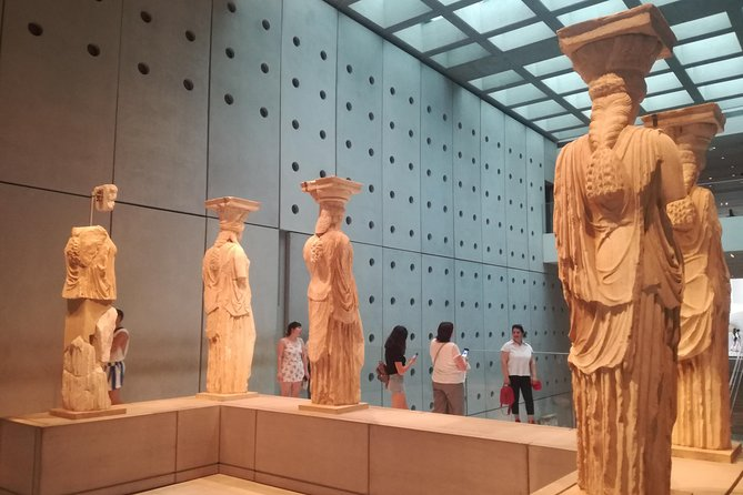 Skip the Line: Admission Ticket for Acropolis Museum photo 13
