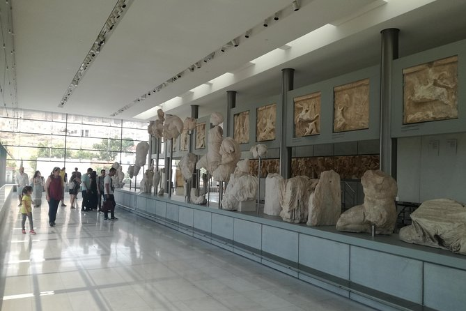 Skip the Line: Admission Ticket for Acropolis Museum photo 8