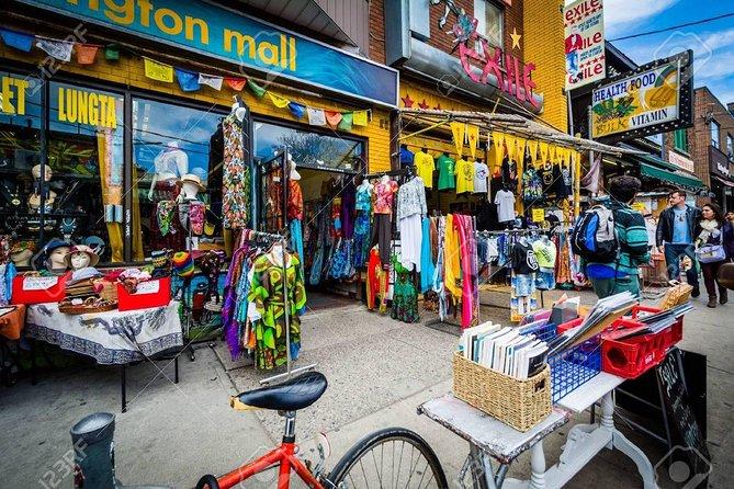 Private Toronto Kensington Market and Chinatown Walking Tour in English