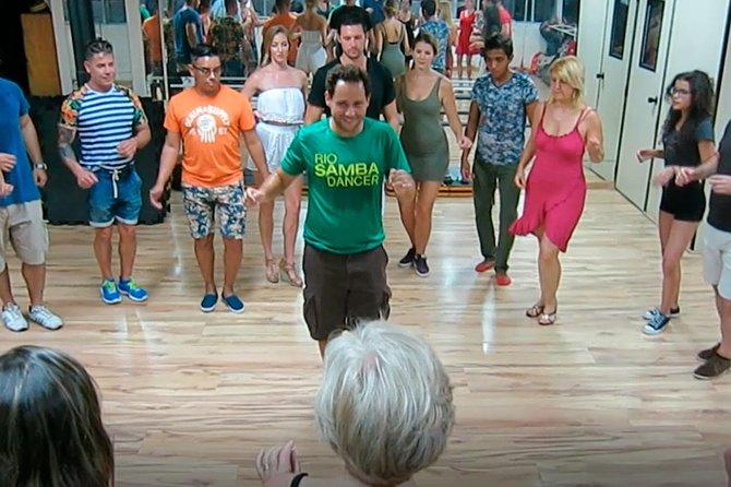 Experiencia de samba en Río: Clase de baile y velada en el club de samba Rio Scenarium