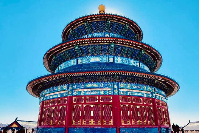 3-Day Private Classic Beijing Shore Excursions from Tianjin