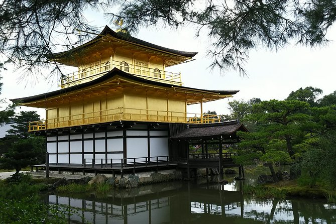 Kyoto & Osaka Splendid Two Days Tour