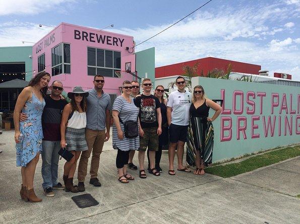 Visite de la bière artisanale locale et des brasseries de la Gold Coast