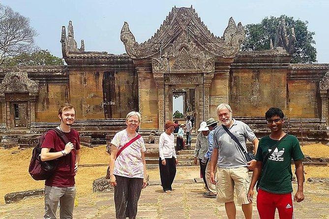 Beng Mealea Temple + Koh Ker Temple + Preah Vihear Temple for One day Tour