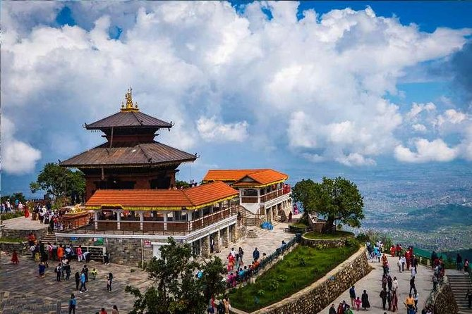 Cable car day tour in Chandragiri
