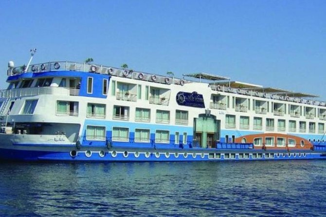 Nile cruise 4 days 3 nights from hurghada by bus