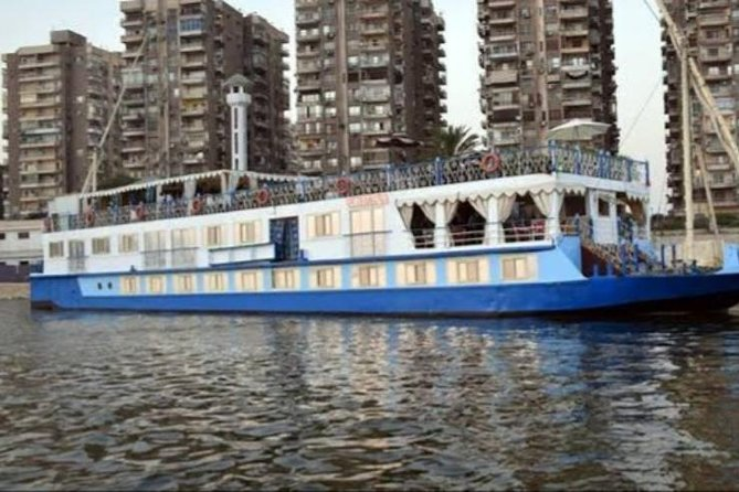 Nile cruise 4 days 3 nights from hurghada by car photo 2