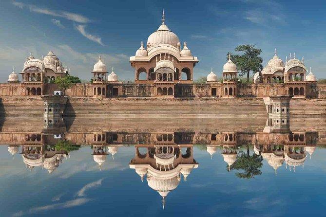 One Night 2 Days Agra & Mathura Tour