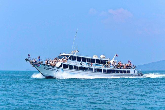 Koh Lanta to Ao Nang by Ao Nang Princess Ferry