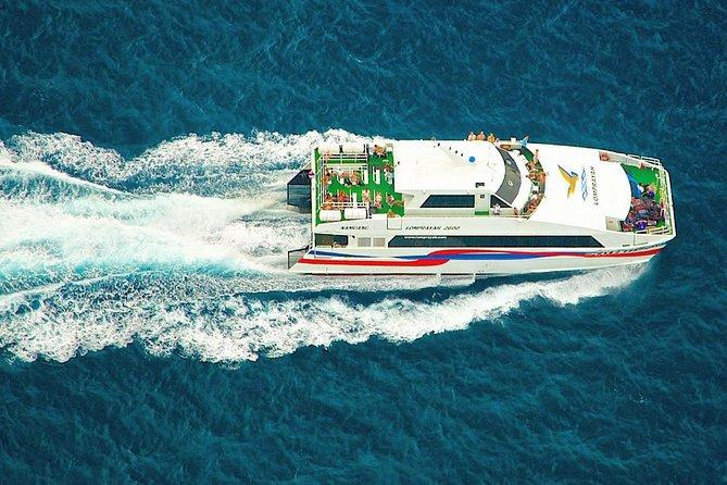 Khao Lak to Koh Phangan by Minivan, Lomprayah Coach and High Speed Catamaran