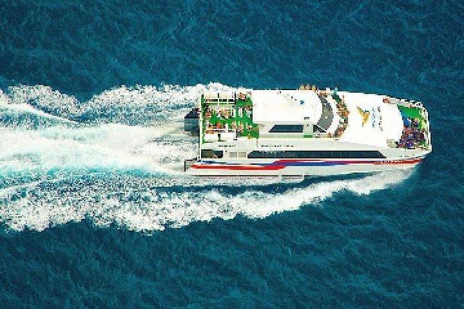 Khao Lak to Koh Tao by Minivan, Lomprayah Coach and High Speed Catamaran