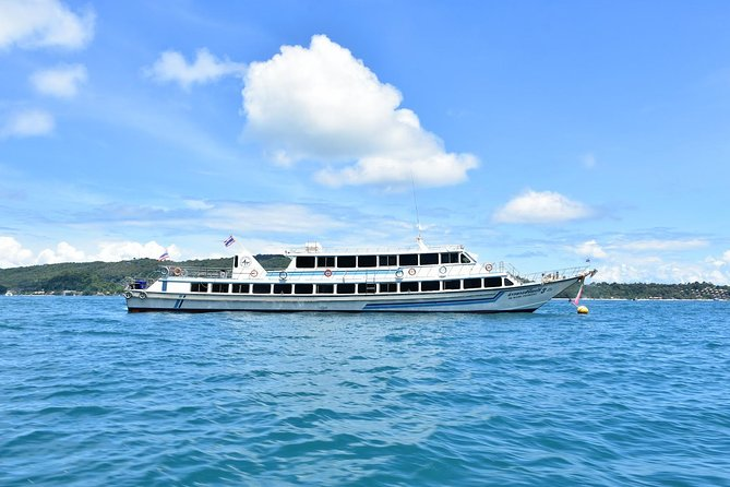 Koh Lanta to Phuket by Ao Nang Princess Ferry