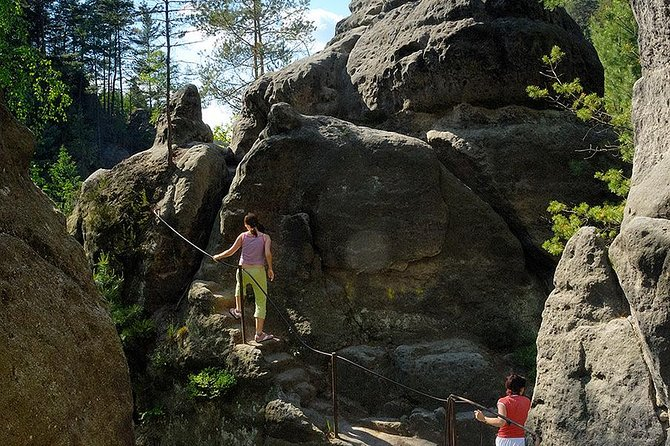 Chronicles of Narnia Bohemian Switzerland hiking tour: Luxury Private Experience