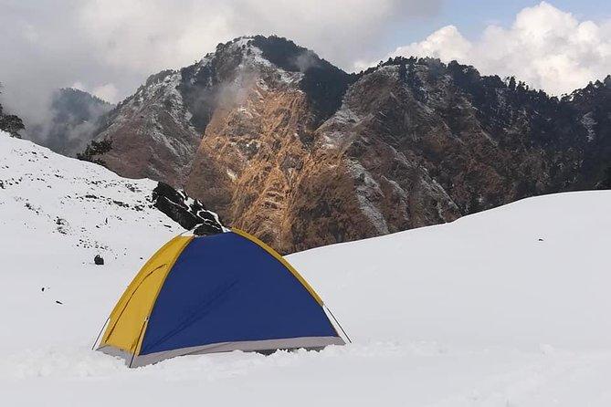 Majua Hills Karmi Camping 3 Nights & 4 Days From Kathgodam