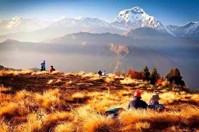 9 Nights 10 Days Ghorepani Poonhill Trek
