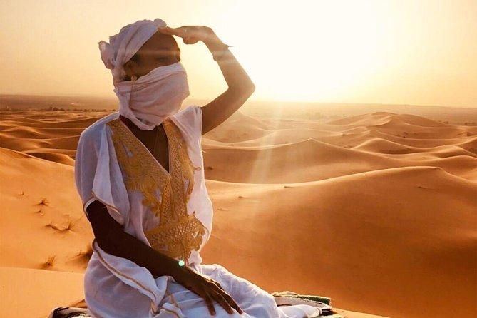3-Days Merzouga Desert Guided Tour from Marrakech To Fez