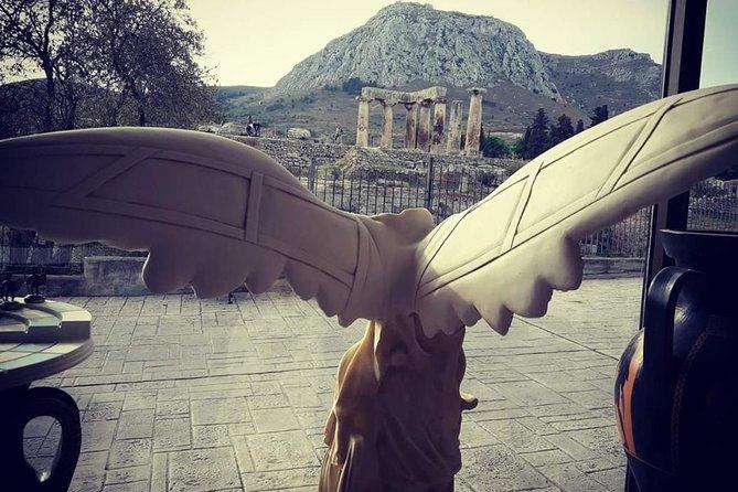 Saint Paul footsteps Athens-Corinth