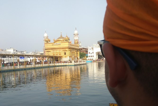 Golden Temple Guide Tour (Adventures with Amritpal)