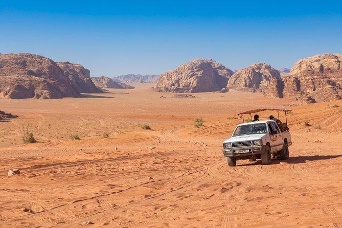 Sleep Under the Stars | Jeep Full Day Trip