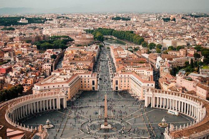 Vatican Museums skip the line Tour