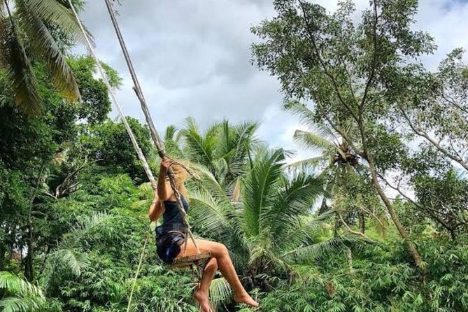 Bali-full Day Tour Private Customized