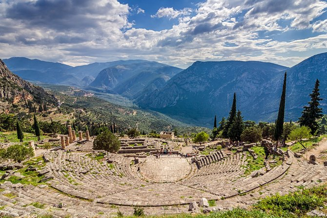 Delphi Two Days Tour from Athens photo 3