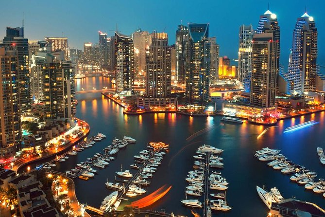 Exploring the City of Dubai