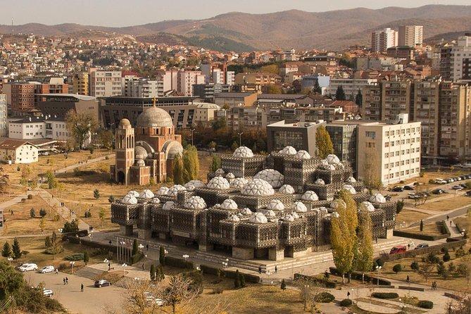 Private Day Tour of Pristina & Prizren from Tirana including UNESCO Sites, Tirana, ALBANIA