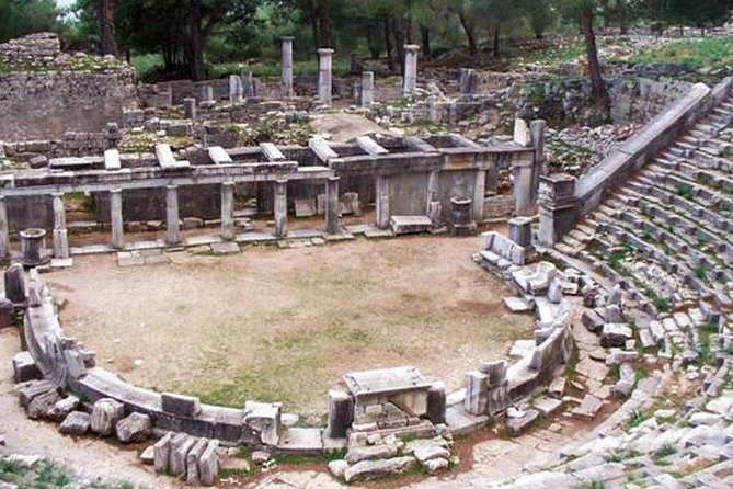 Daily Private Ephesus Miletos Didyma Tour from Istanbul